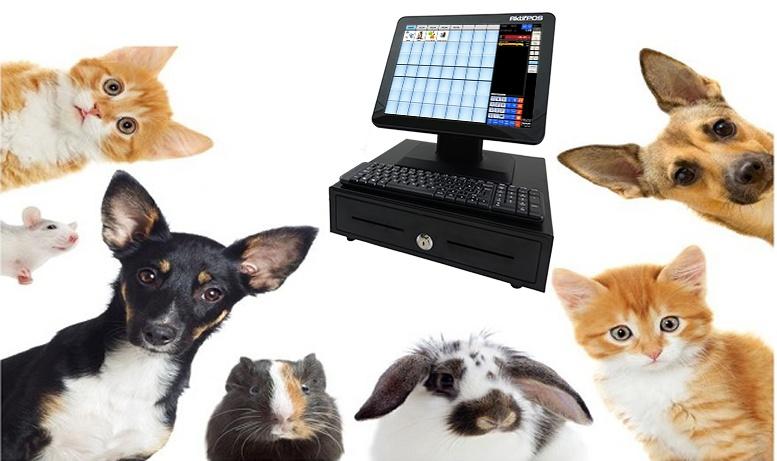 petshop barkod sistemi 1 - Pet Shop Programı