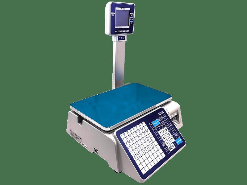 CAS-cl3000-15_30kg-BarkodluTerazi