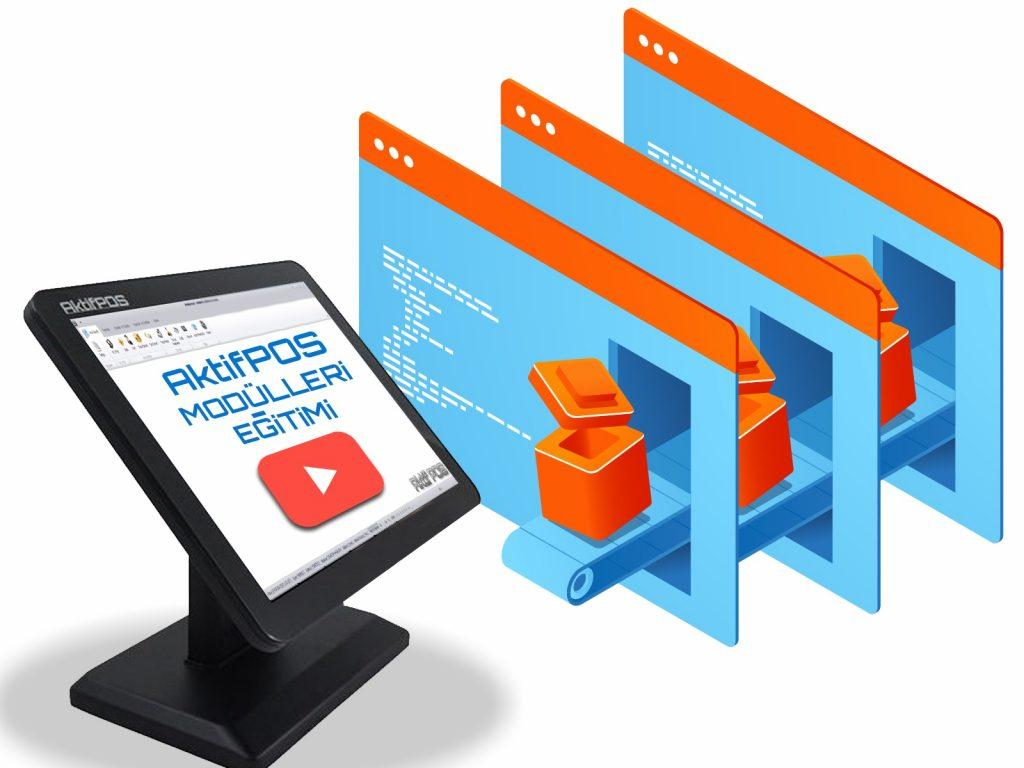 Aktif POS Temel Kullanımına İlişkin Eğitim Video Serisi